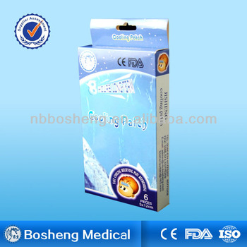 fever cooling sheet