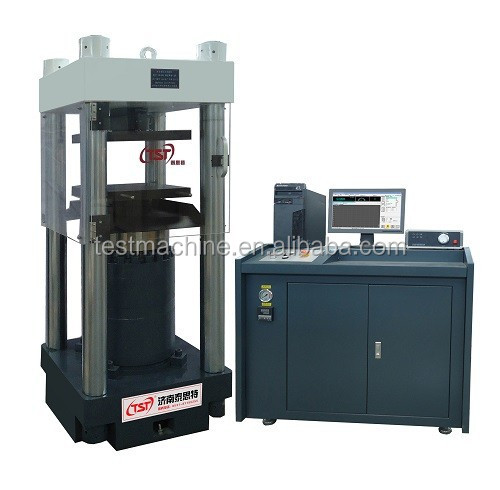 2000kN Concrete compressive strength testing machine/Equipment/Instrument/Tester price/compression testing machine