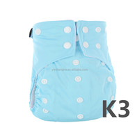 Newborn Cloth Diaper / 3 Size Baby Diapers double-breasted leak guard baby nappies
