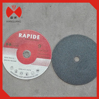 Abrasive metal cutting disc 230mm