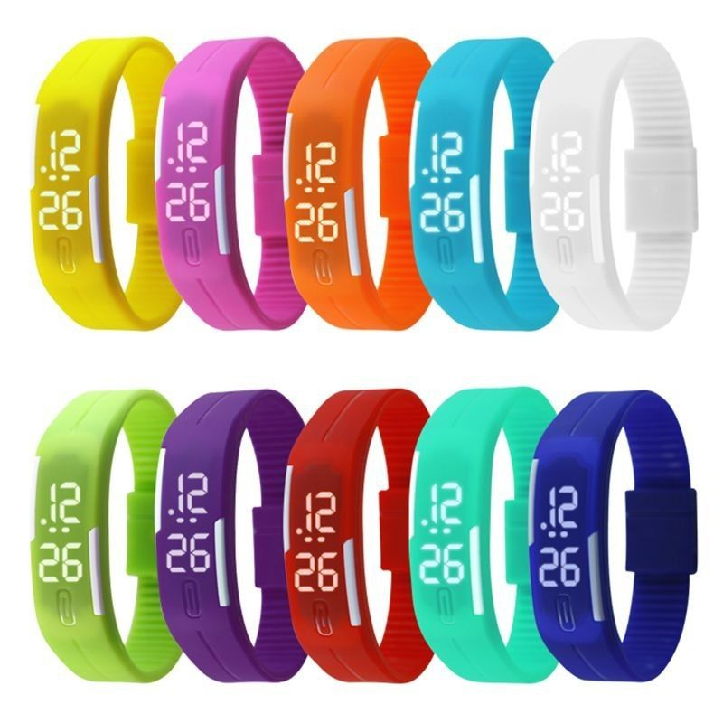 2013 NEW Design odm watch silicone led watch(TM-1333)