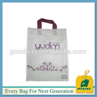 New arrival Guangzhou plastic bag manufacturer tote shopping bag