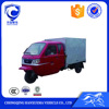 China cargo closed body vending motor tricycle