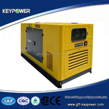 Keypower 50KVA 400 volt Portable Type Hotel Used Diesel Generator set 380v