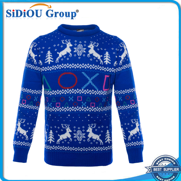 Knitted Christmas Sweater Wholesaler