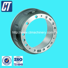 Performance Auto Parts with High Grade of Cast Iron