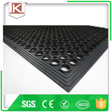 nice-looking High Safety beveled edge Bathroom Anti-slip Cost Effective Rubber Mat