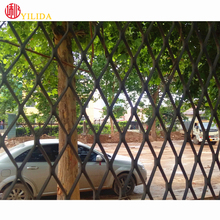 High Quality Diamond Expanded Metal Wire Mesh Fence