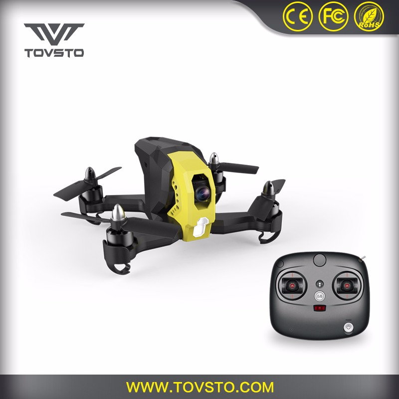 TOVSTO 2017 RC Model High Speed FPV 5.8G RTF Airplane Custom Racing Drone With HD Camera
