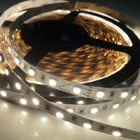 Non-waterproof 5050 led strip 300 leds cold white for decoration lighting strip smd 5050 IP20 strip
