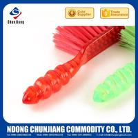 plastic dust brush with high quality