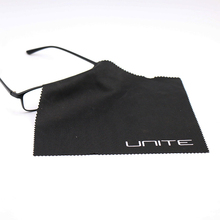 Silkscreen Printing Logo Microfiber Cleaning Cloth For Glasses