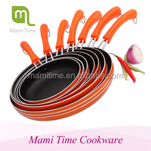2015 new Mami time fat free frying pan with good quality