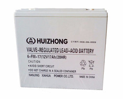 12V 17ah battery lawn mower battery deep cycle traction battery