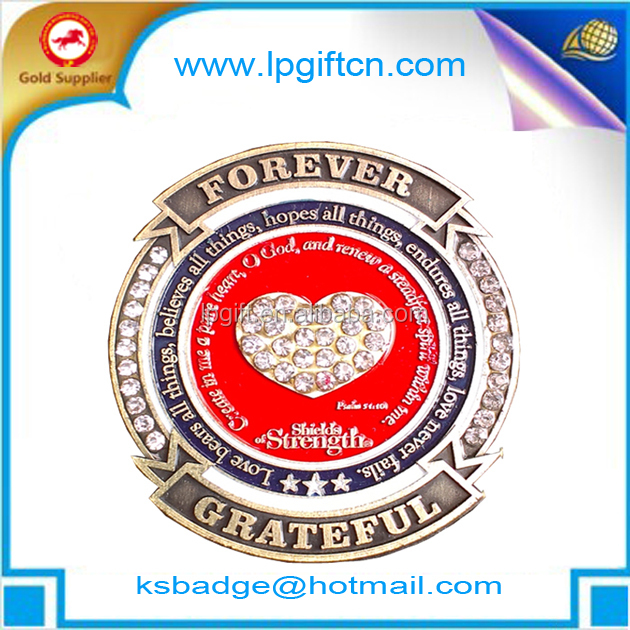 Customized 3D Promotional Metal Old Coin Price and Antique Coin