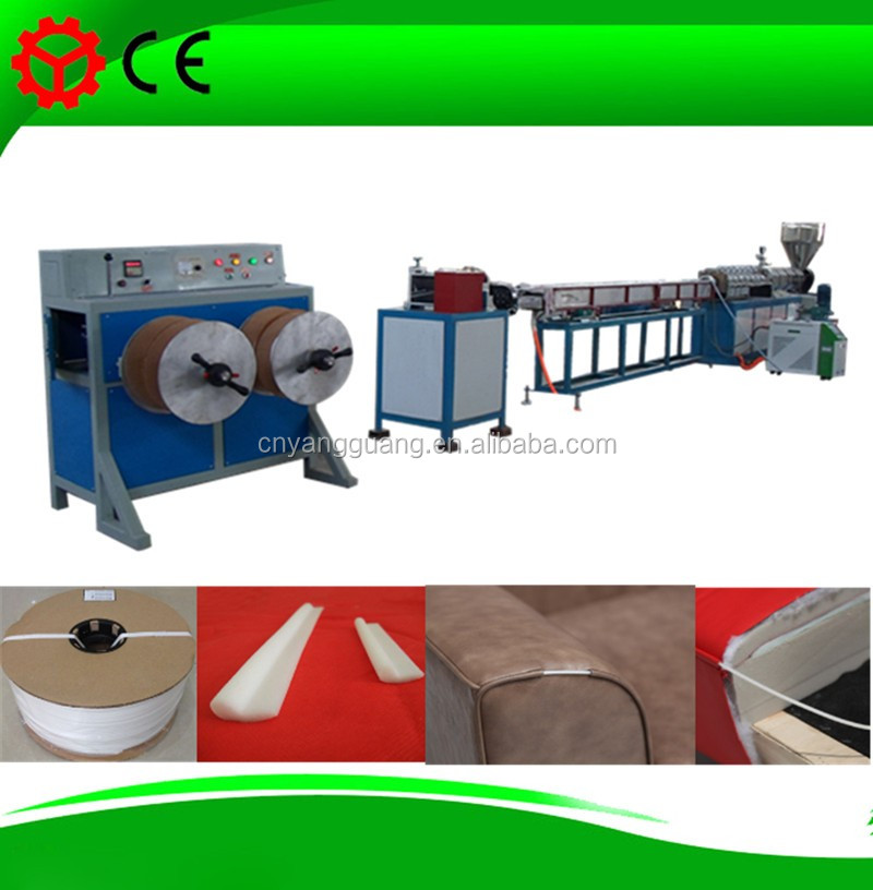 Sunshine extrusion eva foam production machine