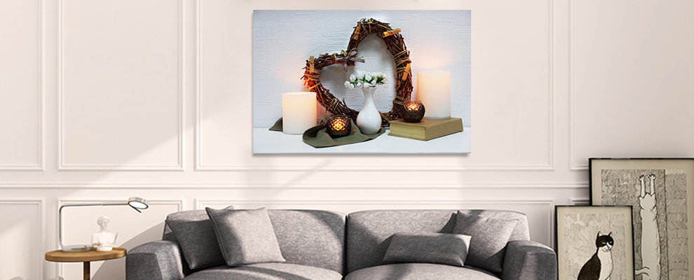 Professional manufacturer large canvas paintings various models reasonable price