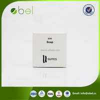 hotel OPP bag packaging small size soap and toothpaste