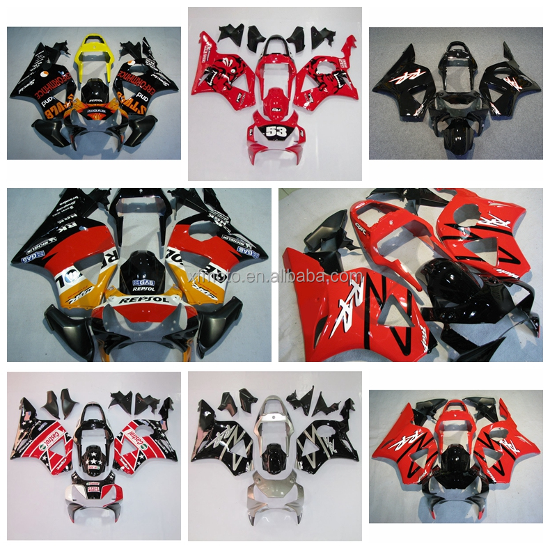 INJECTION Fairing For Honda CBR900RR CBR 954 RR 954 2002-2003 02-03 3A