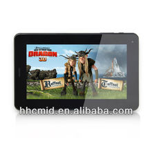 All winner A20 android tablet pc 3g phone call