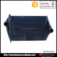 truck intercooler for Freightliner C120 N14/3406/Series 60 radiator charge air cooler