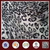 Sell like hot cakes High Quality leopard print poly fabric Wholesale