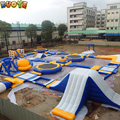 0.9mm pvc tarp water park inflatable water playground