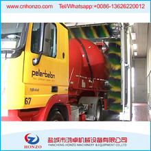high pressure auto bus and truck washing machine
