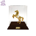 Horse design 24K Gold Plated