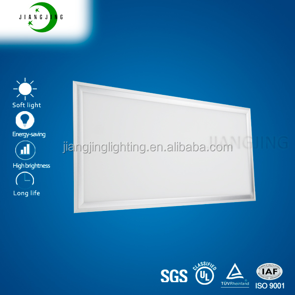 Indoor led suspended ceiling lighting panel light flat dimmable panel illuminated led