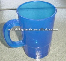 plastic beer cup with handle