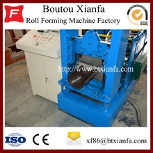 alibaba china supplier metal valley gutter roll forming machine