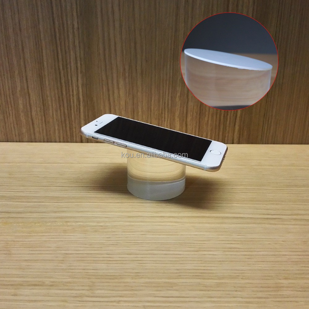 China manufacturer retail high quality mobile phone accessory acrylic display stand