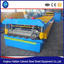850 type roll forming machine Construction Color Coated Sheet Corrugated Roofing Equipment Manufacturing Machine