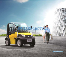 RHD LHD Electric Car Smart