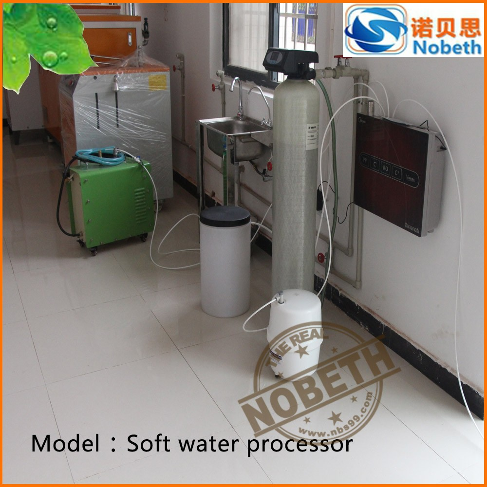 Small Automatic Water Softener for Bathroom