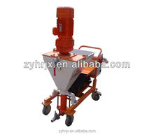 China manufacturing Plastering machine/gypsum mix/plaster spraying equipment