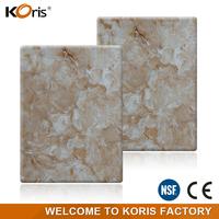 2016 new White Sparkle Quartz Stone Countertop ,Koris Direct Export 107 Countries Sparkle Quartz Stone Countertop
