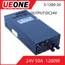 50a 24V 1200W ac dc switching power supply 50a DC power supply