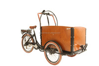 cargo tricycle china/electric three wheel cargo bike for sale/kids cargo tricycle