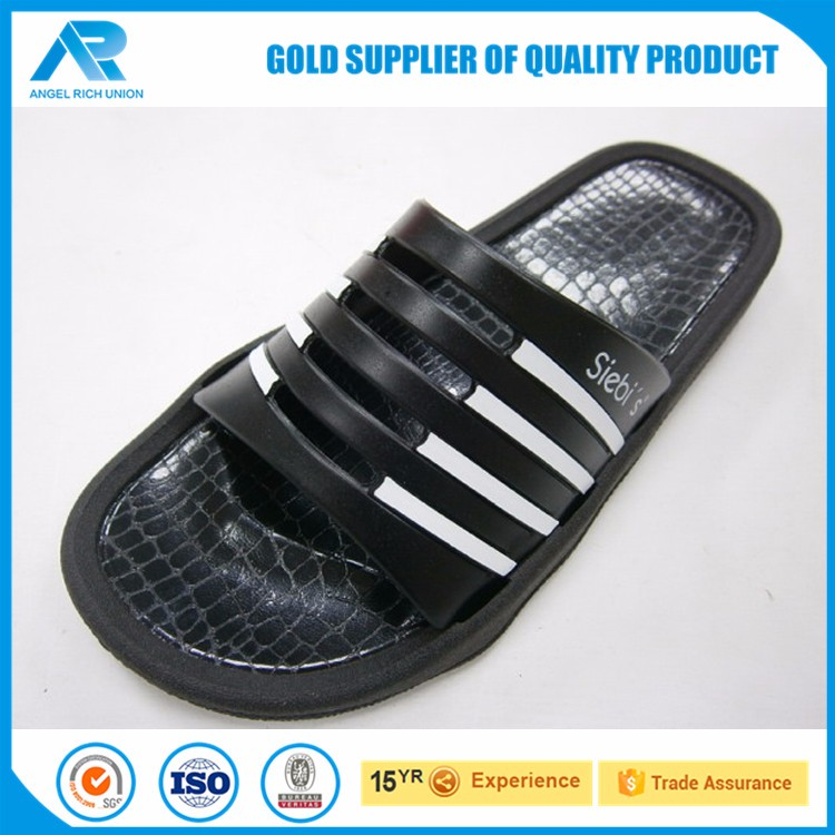 New design order made jellies sandals men with great price