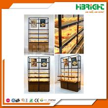 bread shelf bakery display cabinet bakery display cases for sale