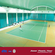 2014 New Style Tennis PVC Sports Floor