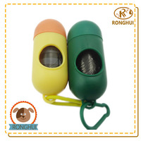 manufacture dog cat pet poop bag dispenser