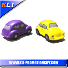 stress car relievers car shaped stress ball pu car toy
