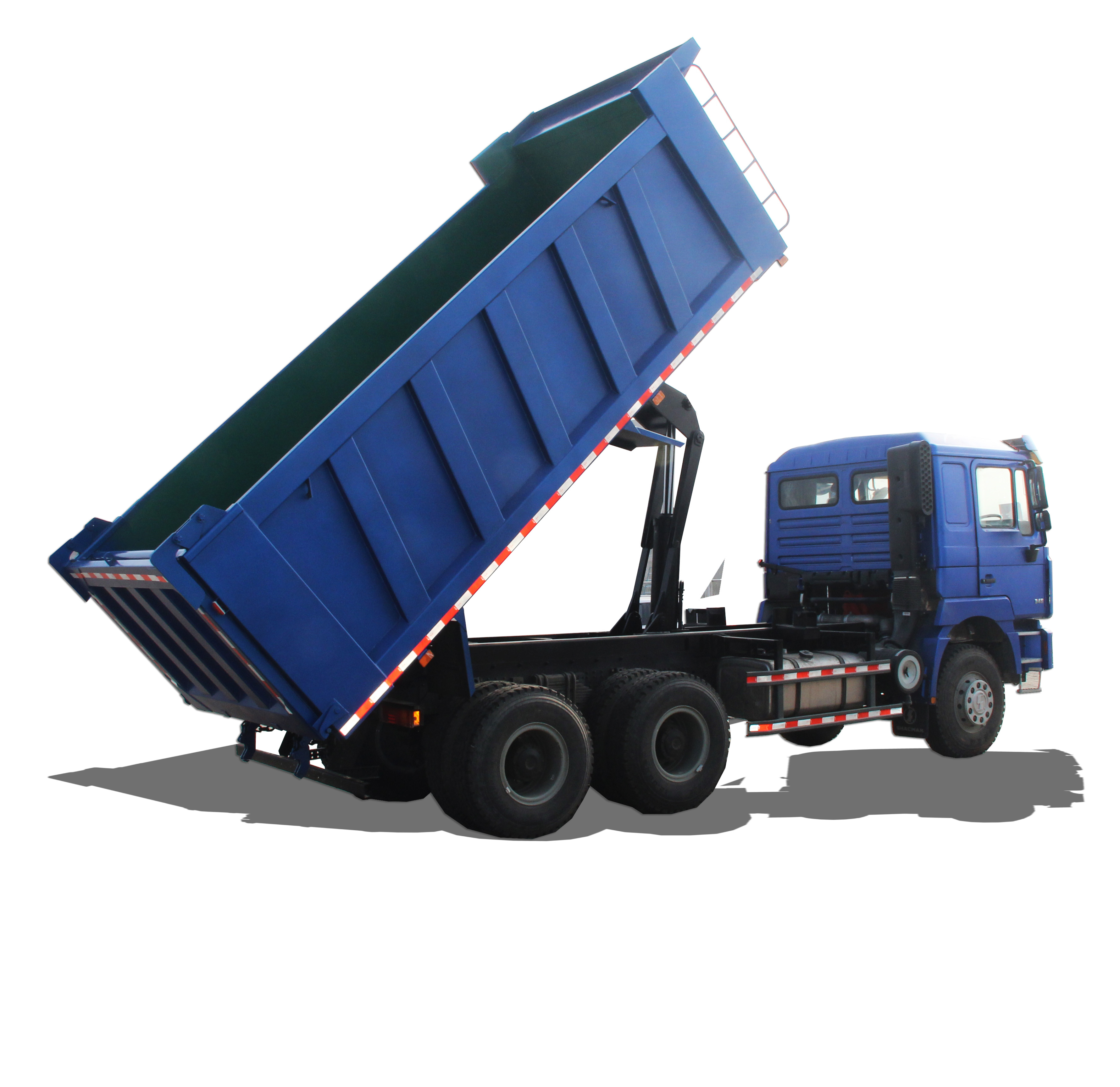 shacman F3000 Shaanxi shacman dump <strong>truck</strong> ready to export to South America