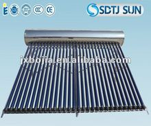 SRCC&SABS Compact Solar Water Heater Free Energy with Pressurized Systems