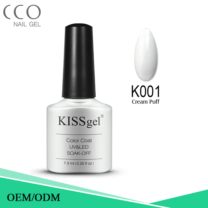 CCO Kiss <strong>Gel</strong> 89 colors easily soak off and long lasting cost-effective <strong>gel</strong> polish for nails beauty