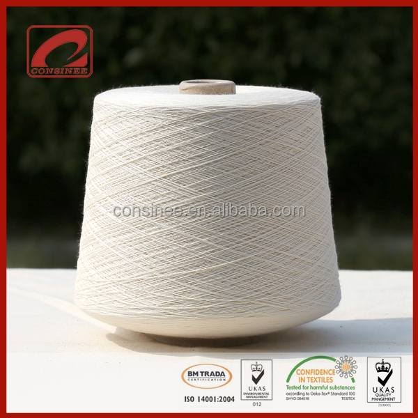 Relatively cheap DK cotton yarn sport weight wool yarn for hot sale