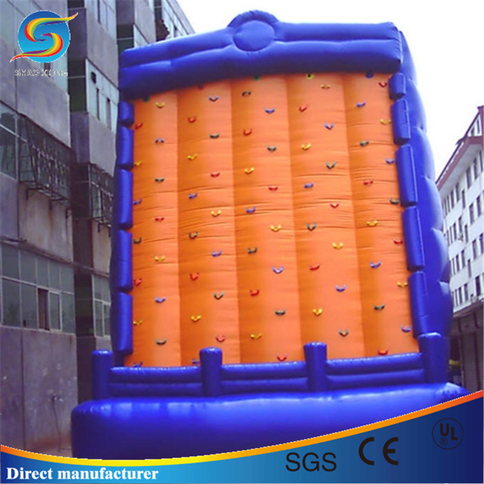 Commercial inflatable climbing tower, inflatable climbing mountain, inflatable ladder climb